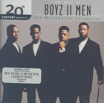 20TH CENTURY MASTERS:MILLENNIUM COLLE BY BOYZ II MEN (CD)